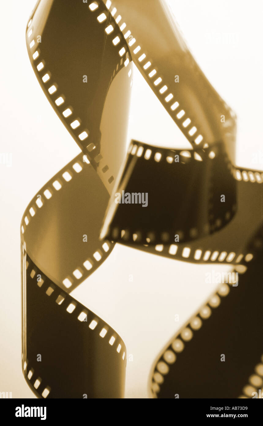 FILM Immagini Stock