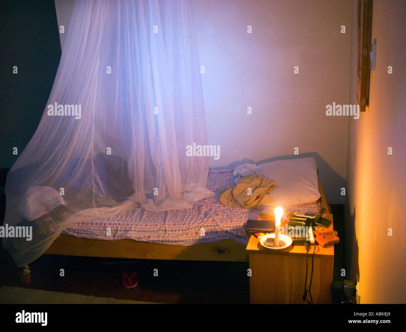 Candele Camera Da Letto : Kibo pendenza safari cottage camera da letto letto zanzariere