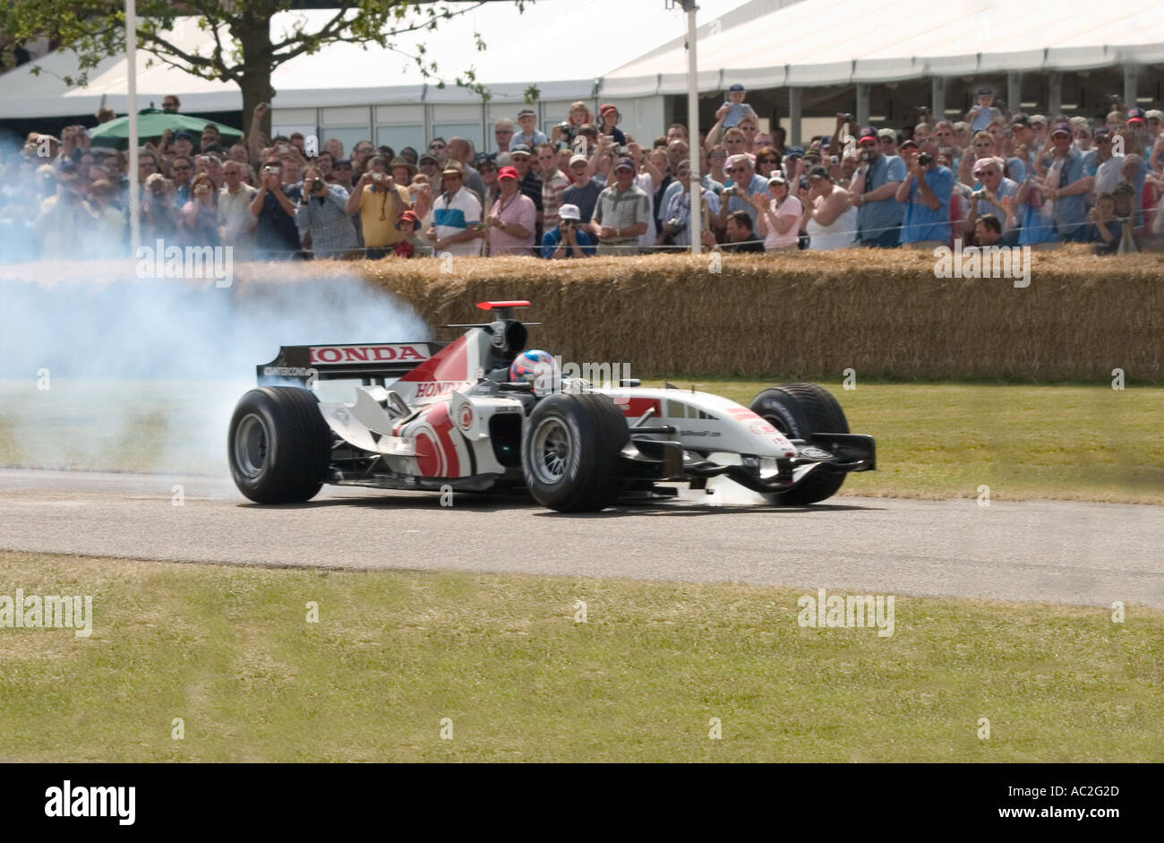 Goodwood Festival of Speed 2005 Immagini Stock