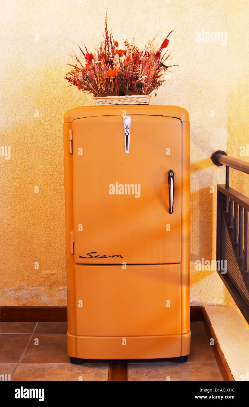 Frigorifero Americano Anni 50 un design classico siam sello de oro gold seal frigorifero