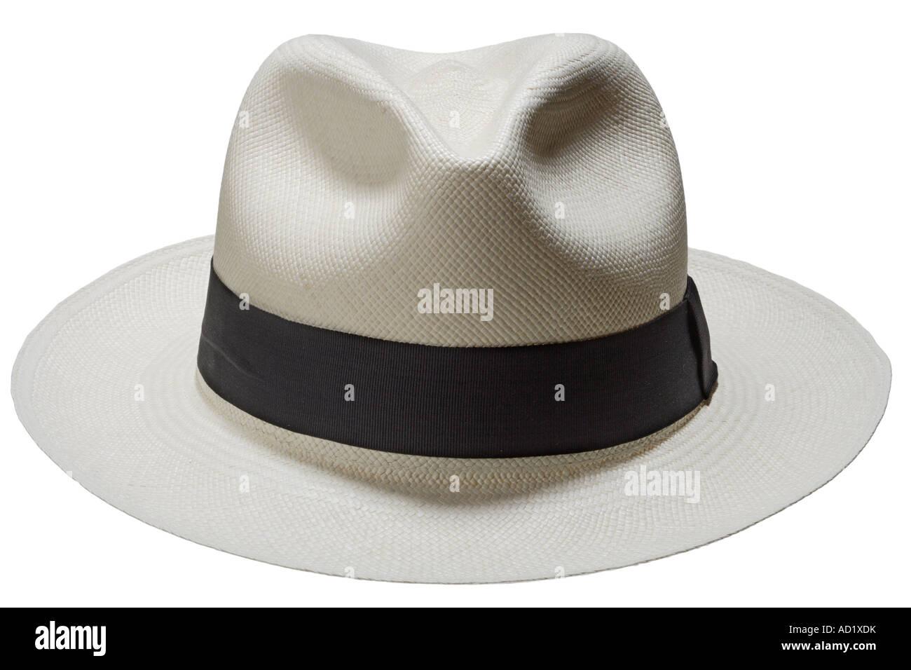 Cappello Panama Foto   Immagine Stock  13277310 - Alamy 8f2fe1fc3974