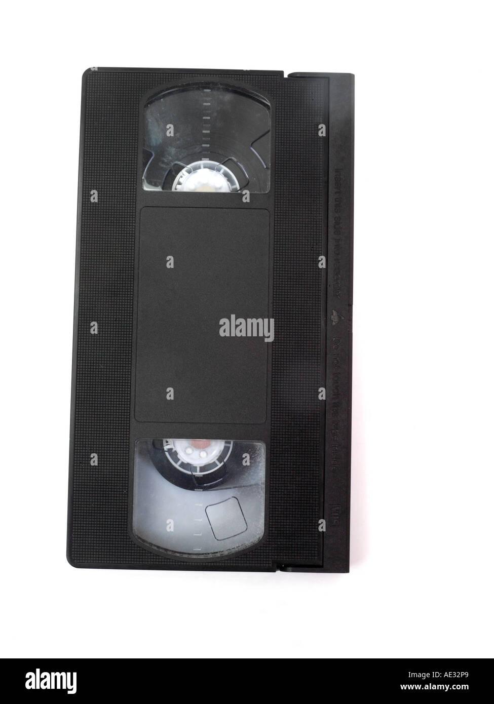 Videocassetta Immagini Stock