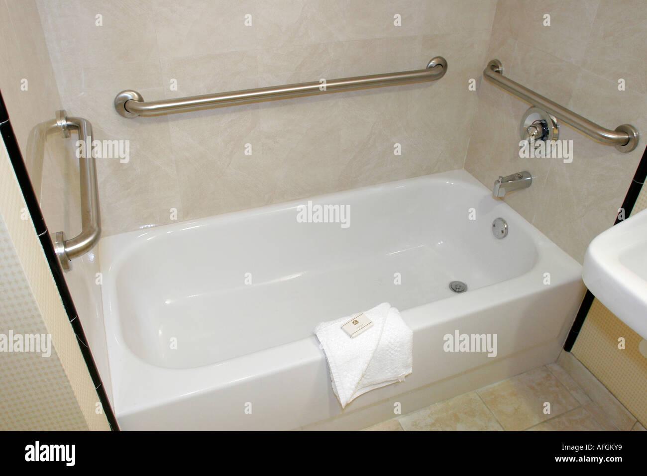 Vasca Da Bagno Handicappati : Florida fort pierce best western motel handicap sala da bagno