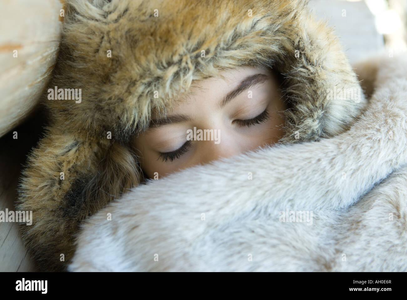 Furry Hat Immagini   Furry Hat Fotos Stock - Alamy f73a7c0bf356