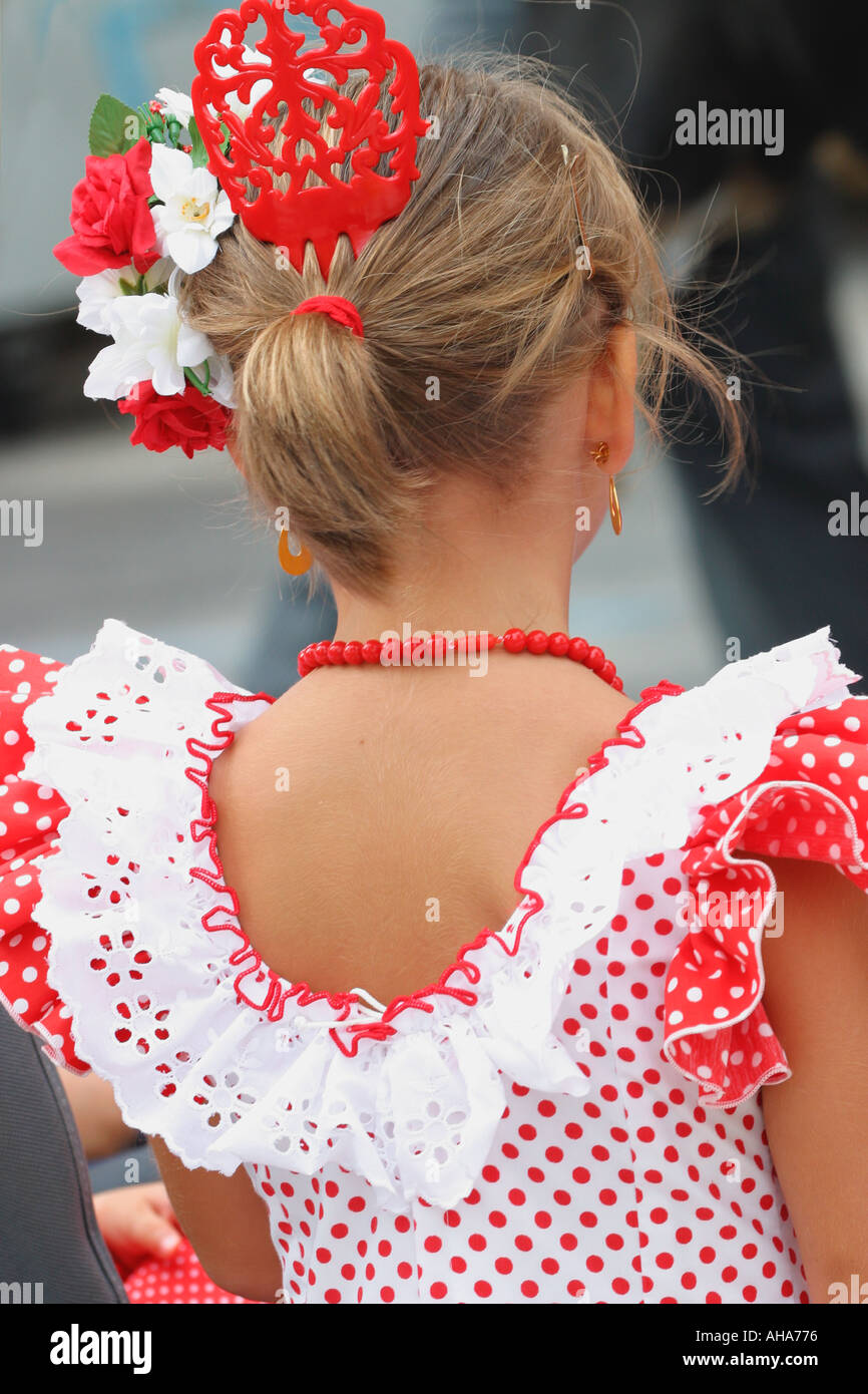 Spagna Fiesta Immagini Stock