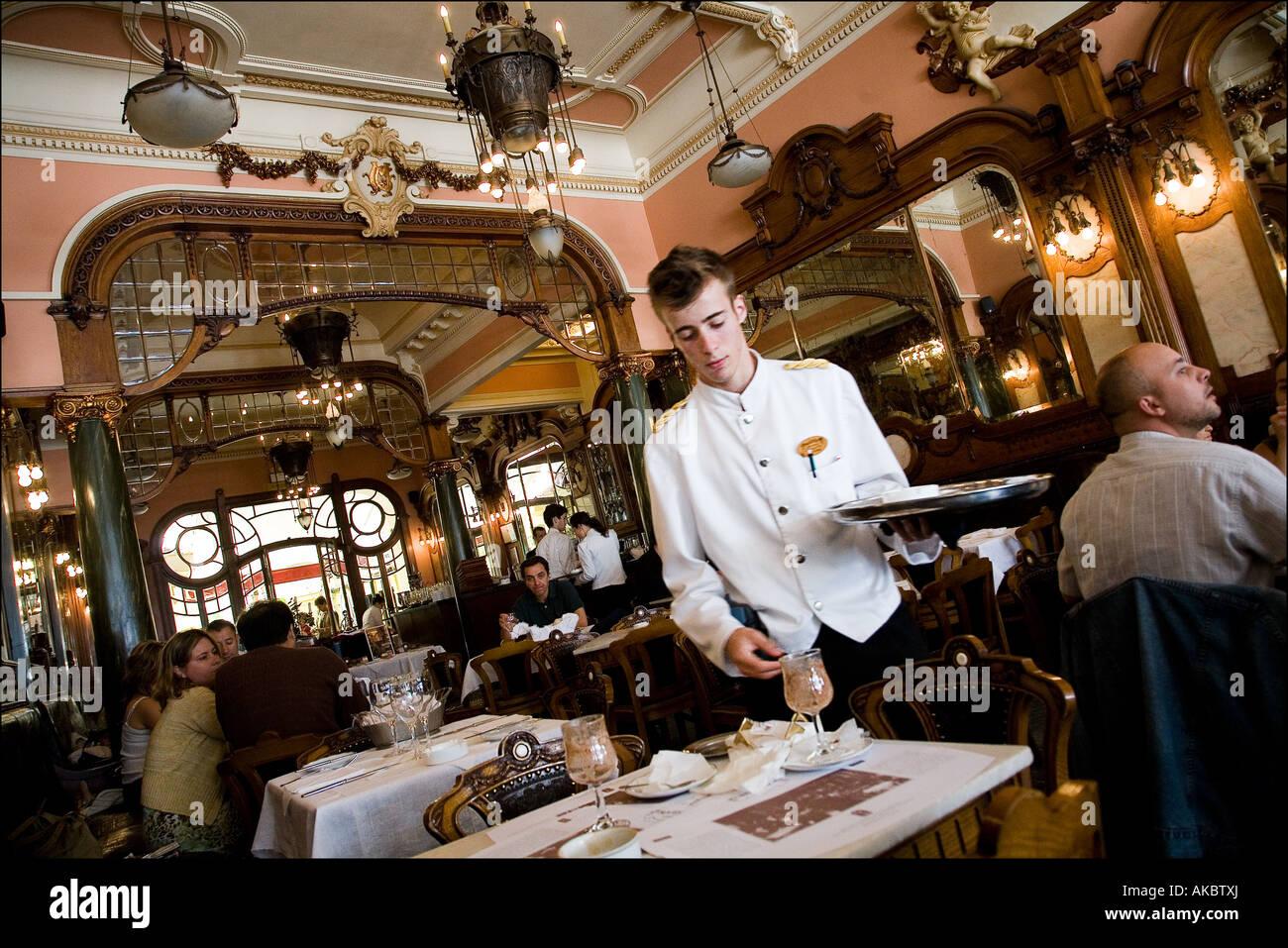 Il Majestic Café - Porto (Portogallo) Immagini Stock