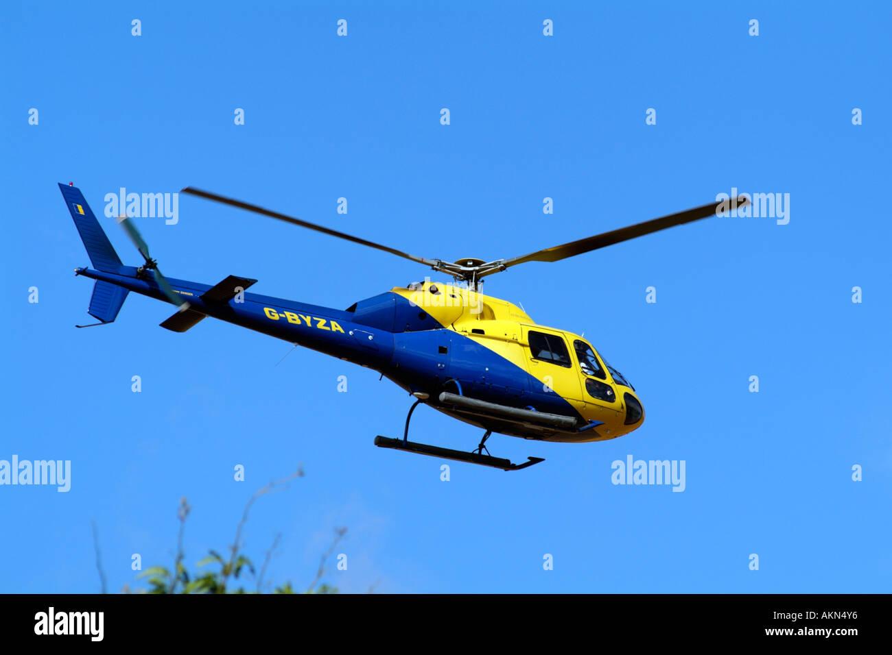 Elicottero 355 : Eurocopter as ecureuil ii elicottero di decollare micheldever