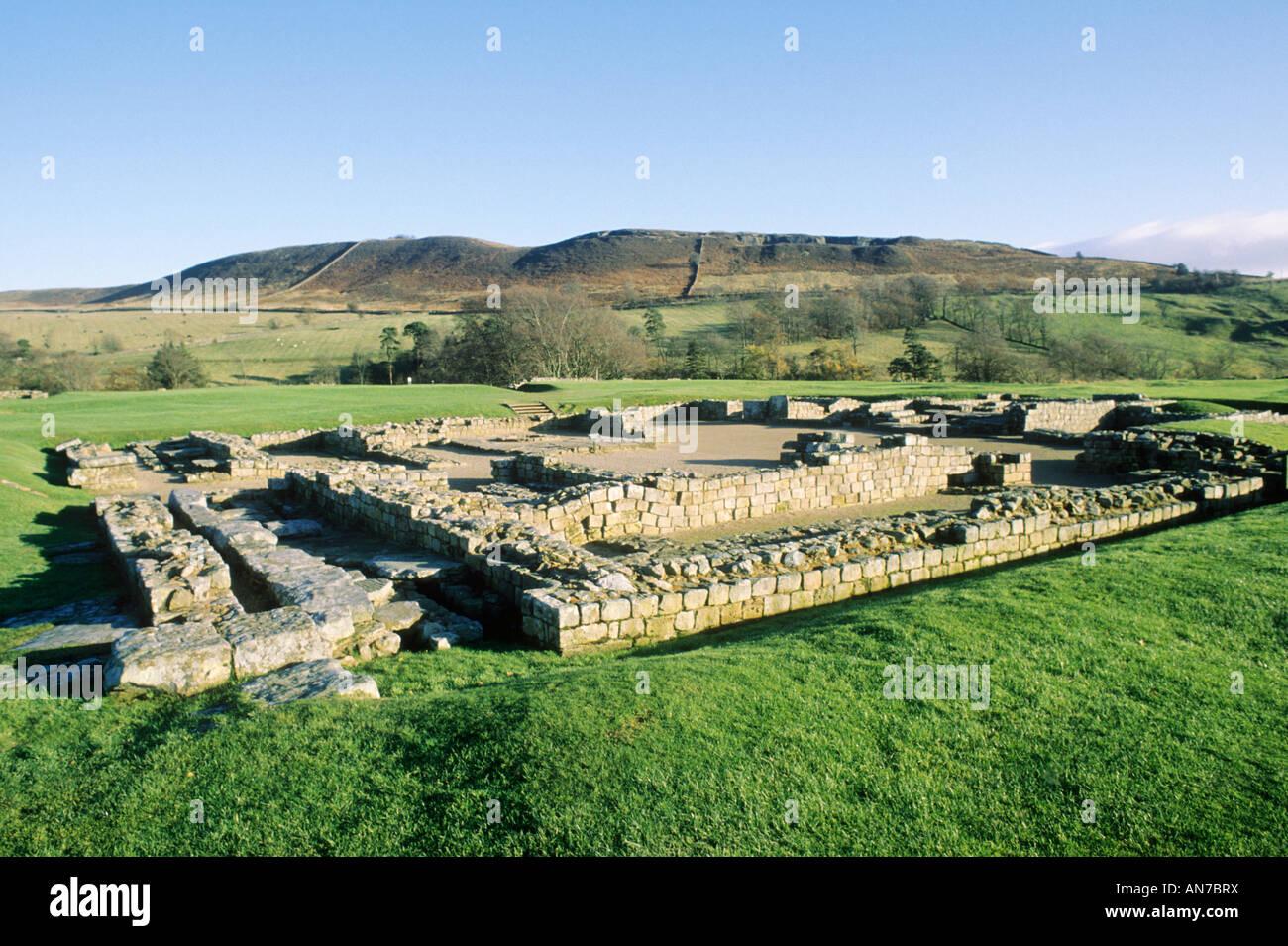 06544e9b68fb9 Vindolanda Northumberland parete di Adriano rovine Romane resta in inglese  storia Viaggi turismo paesaggio paesaggio Immagini