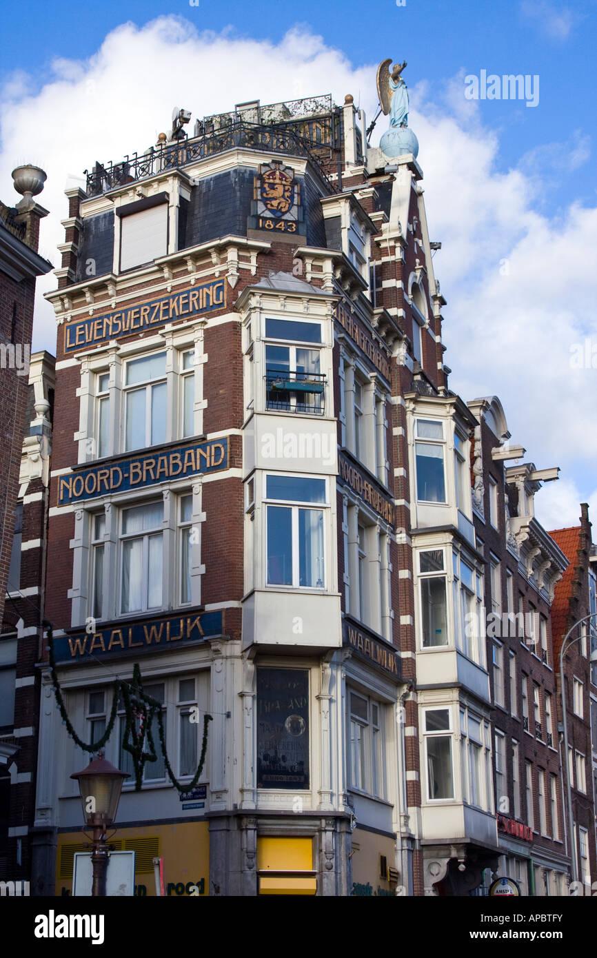 Olandese tradizionale architettura del xix secolo della for Architettura olandese