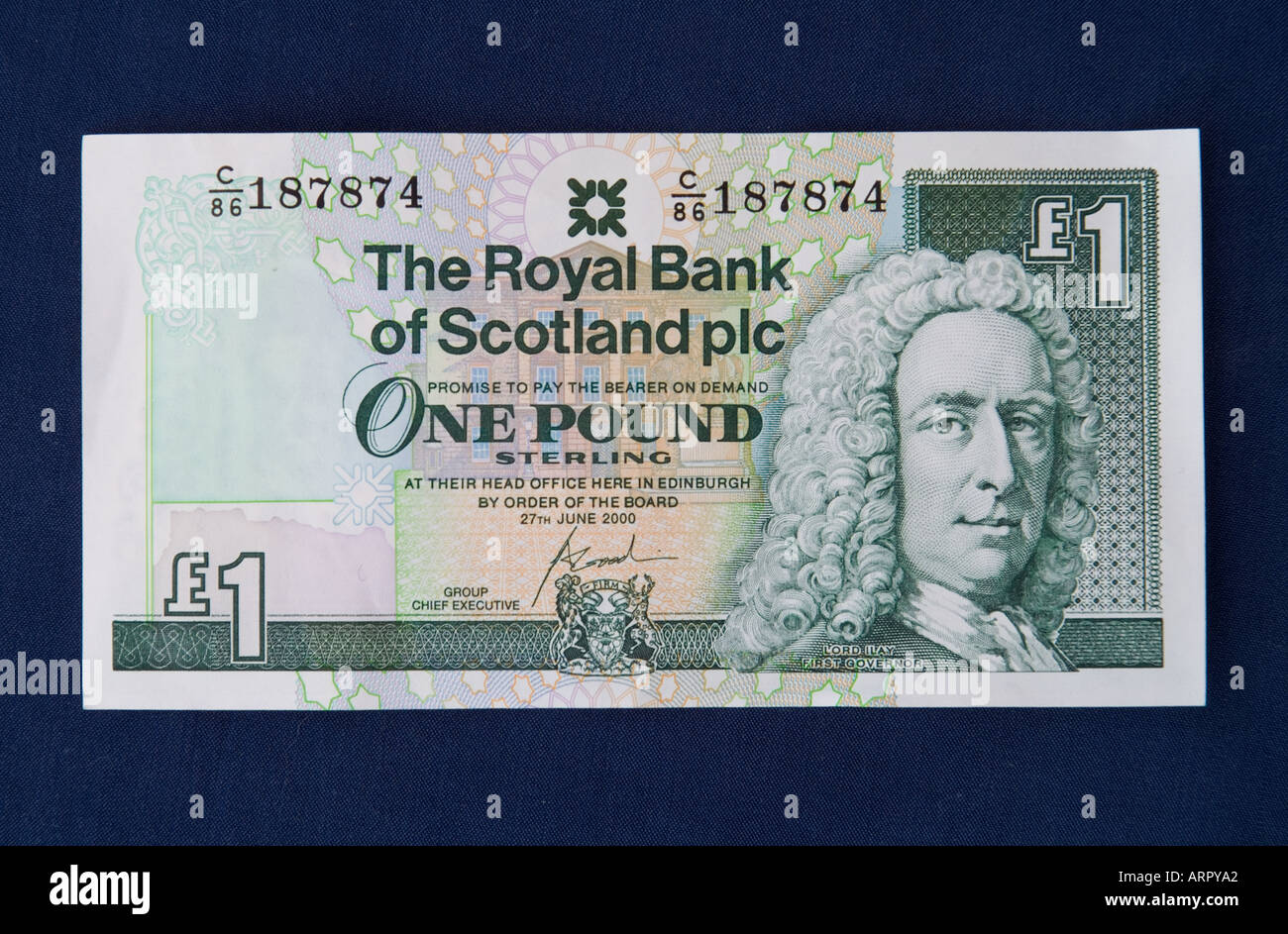 Dh Scottish money MONEY SCOTLAND Royal Bank of Scotland una