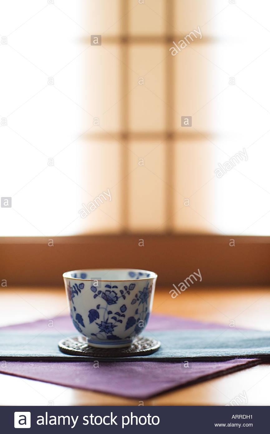 Cerimonia del tè Immagini Stock