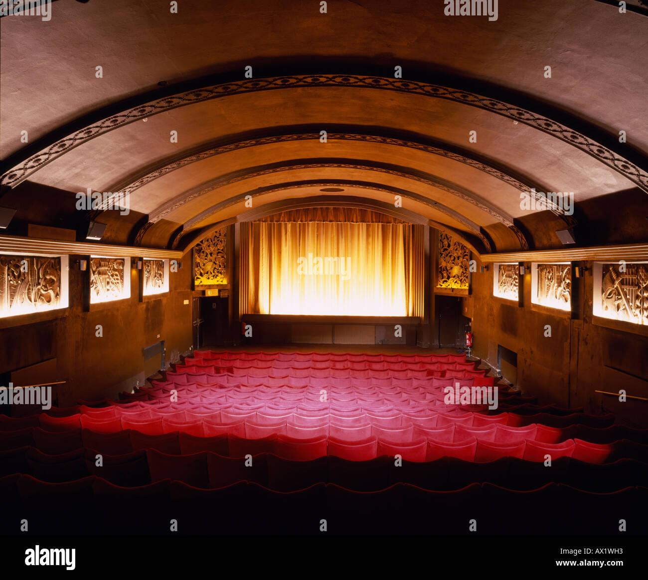 PHOENIX CINEMA, LONDON, Regno Unito Immagini Stock