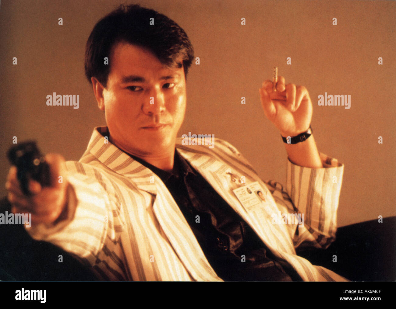 Il killer 1989 Palace film con Chow Yun-Fat Immagini Stock