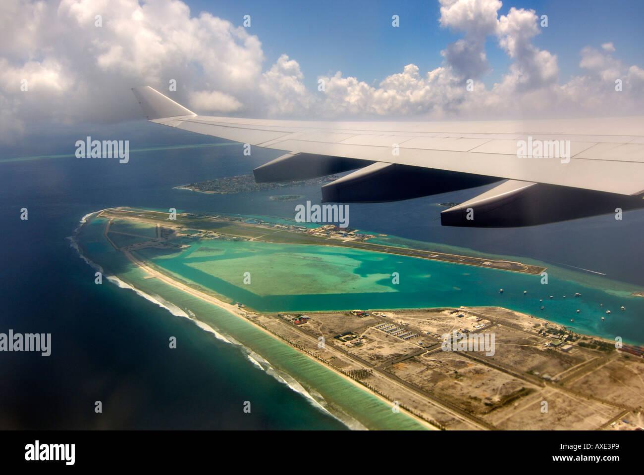 Aeroporto Male Maldive : Aeroporto di male maldives foto immagine stock alamy