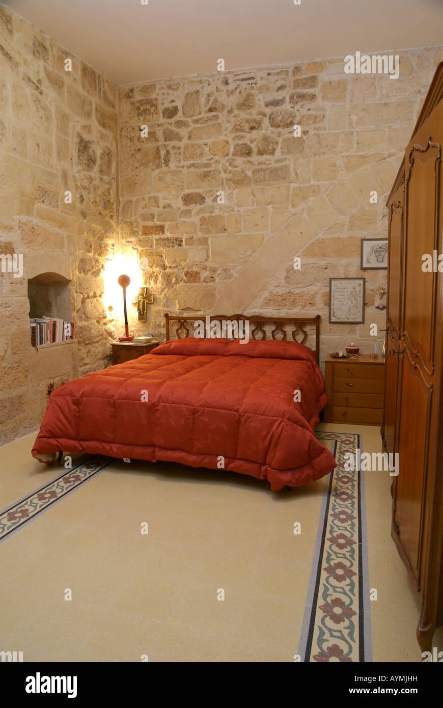 Riscaldare Camera Da Letto riscaldare la camera da letto in stile rustico con interni