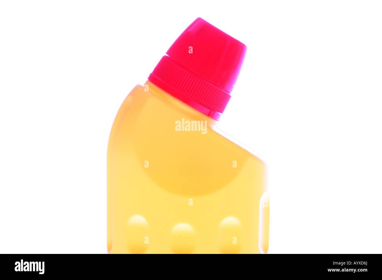 Bottiglia di candeggina Foto Stock