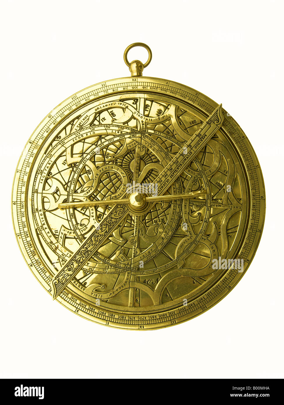 Astrolabio Immagini Stock