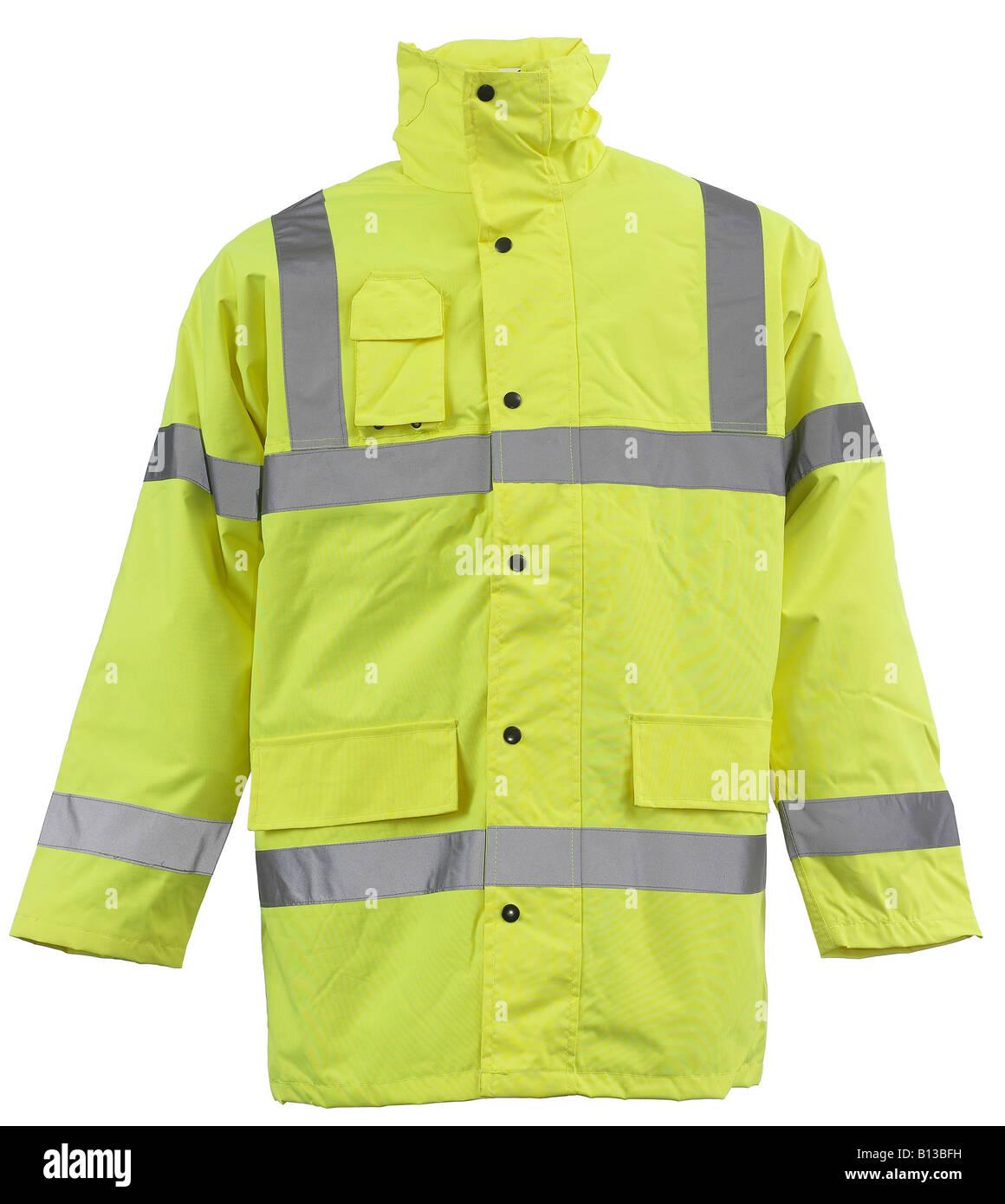 Alta visibilità camicia Immagini Stock