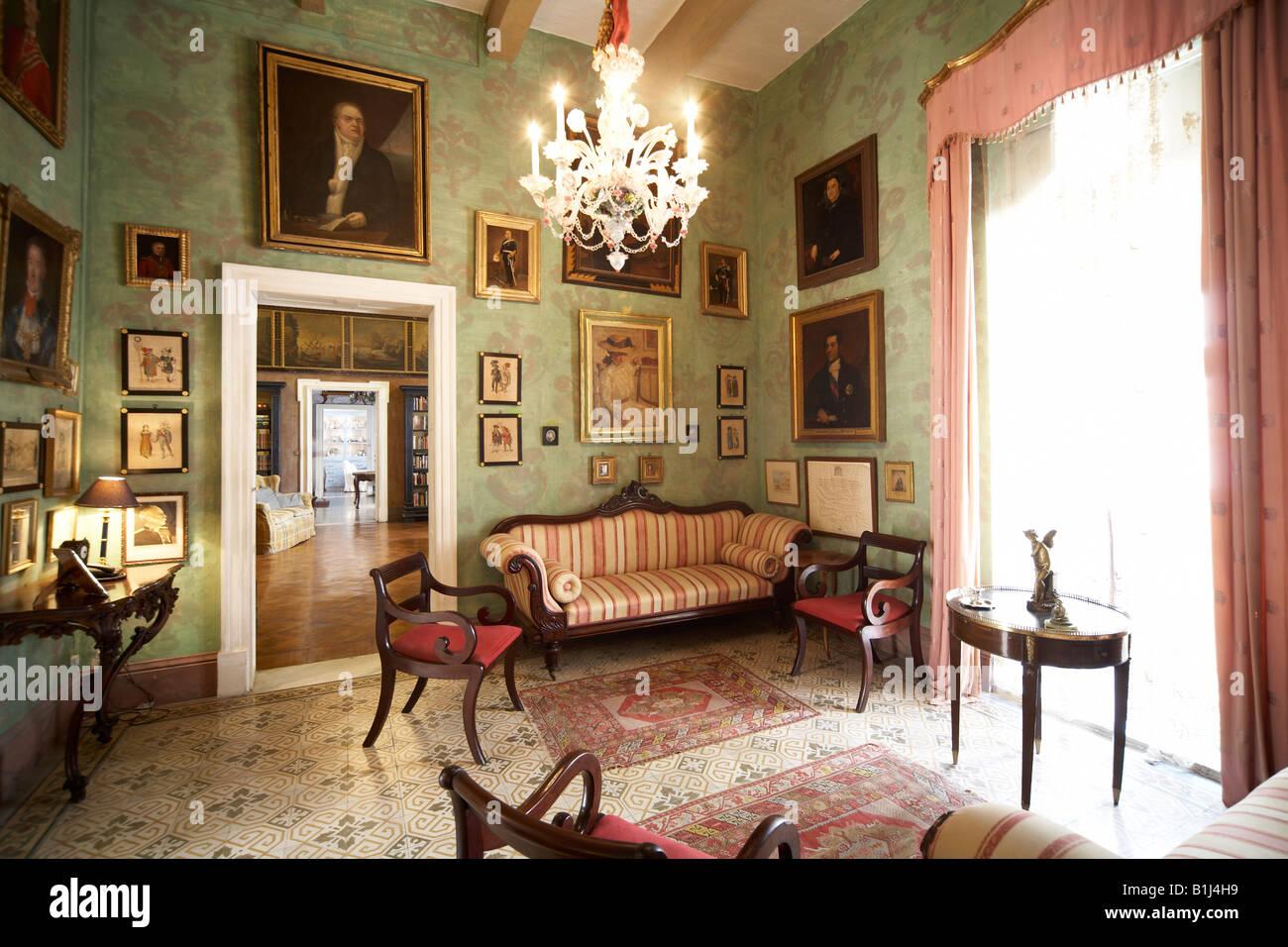 La camera verde in casa rocca piccola storico grand 16c for Piani di piccola casa verde