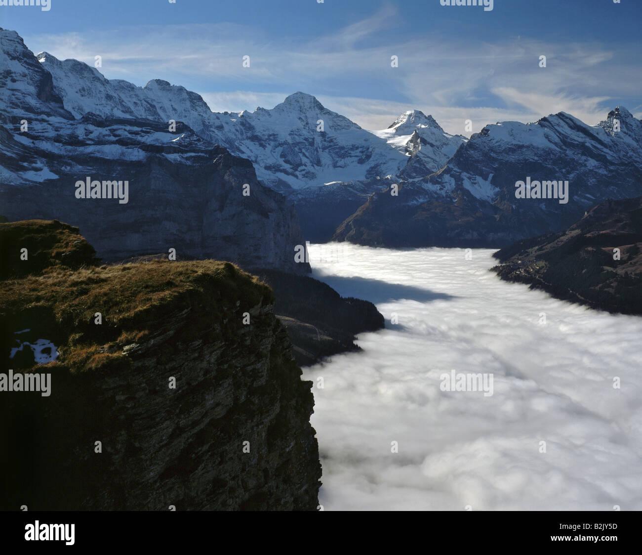 Geografia / viaggi, Svizzera, Berna, paesaggi, Additional-Rights-Clearance-Info-Not-Available Immagini Stock