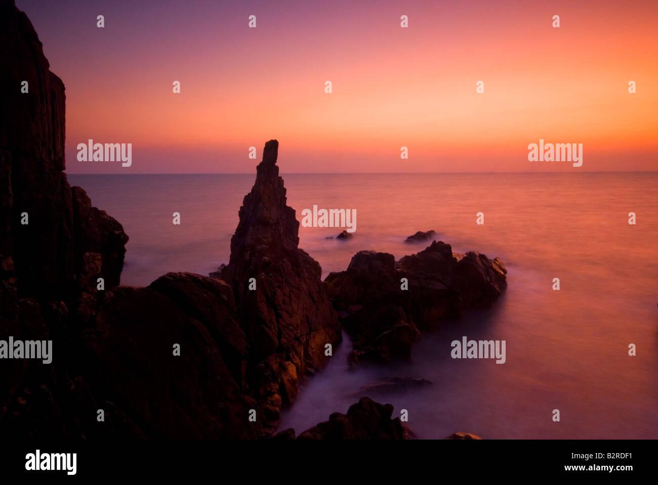 Arambol, Goa, India, subcontinente, Asia Immagini Stock