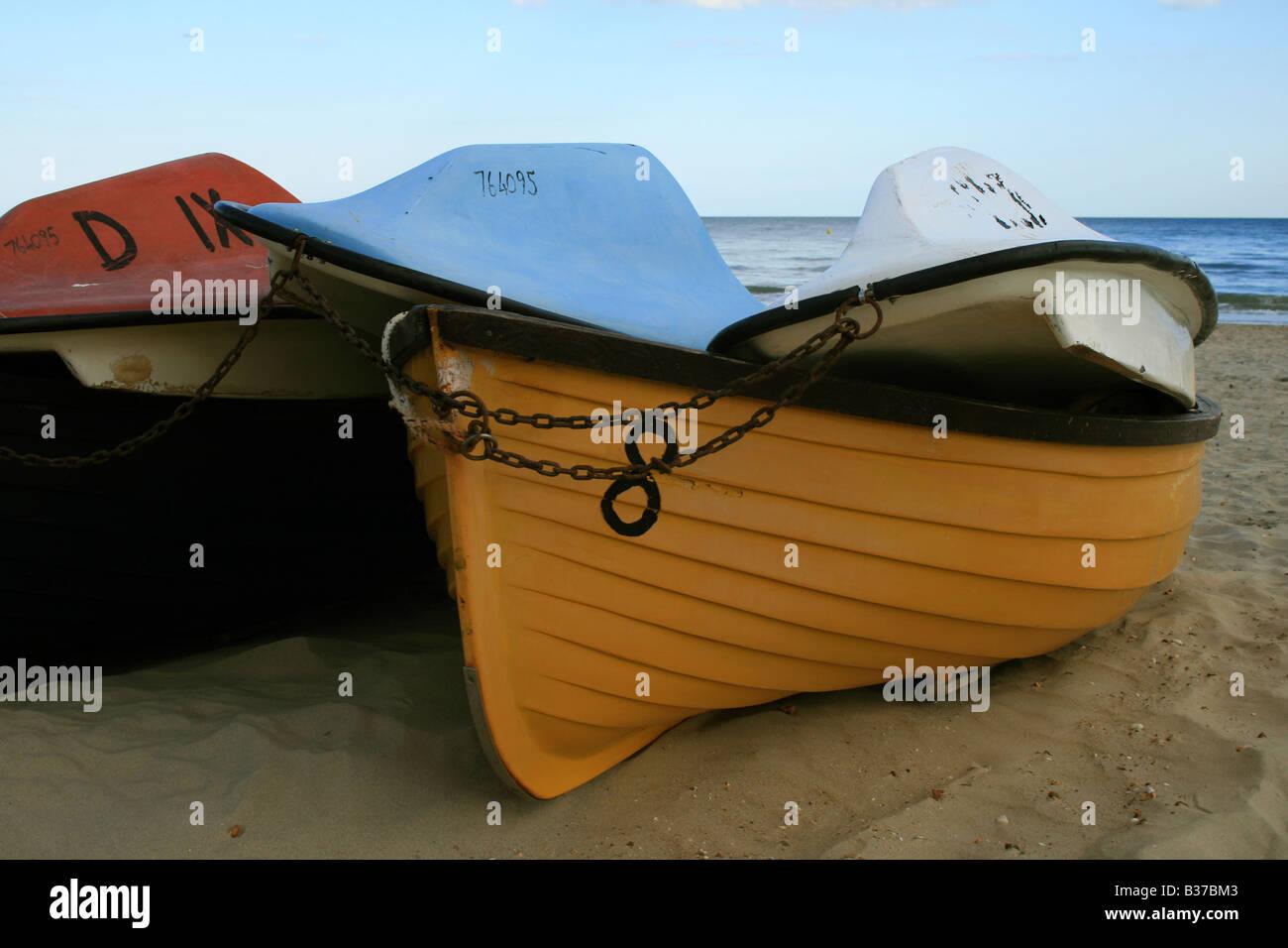 Barca numero otto. Foto di Kim Craig. Immagini Stock