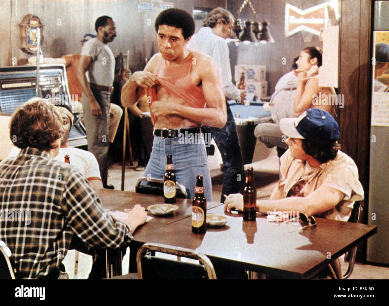 Collare blu 1978 film universale con Richard Pryor Immagini Stock