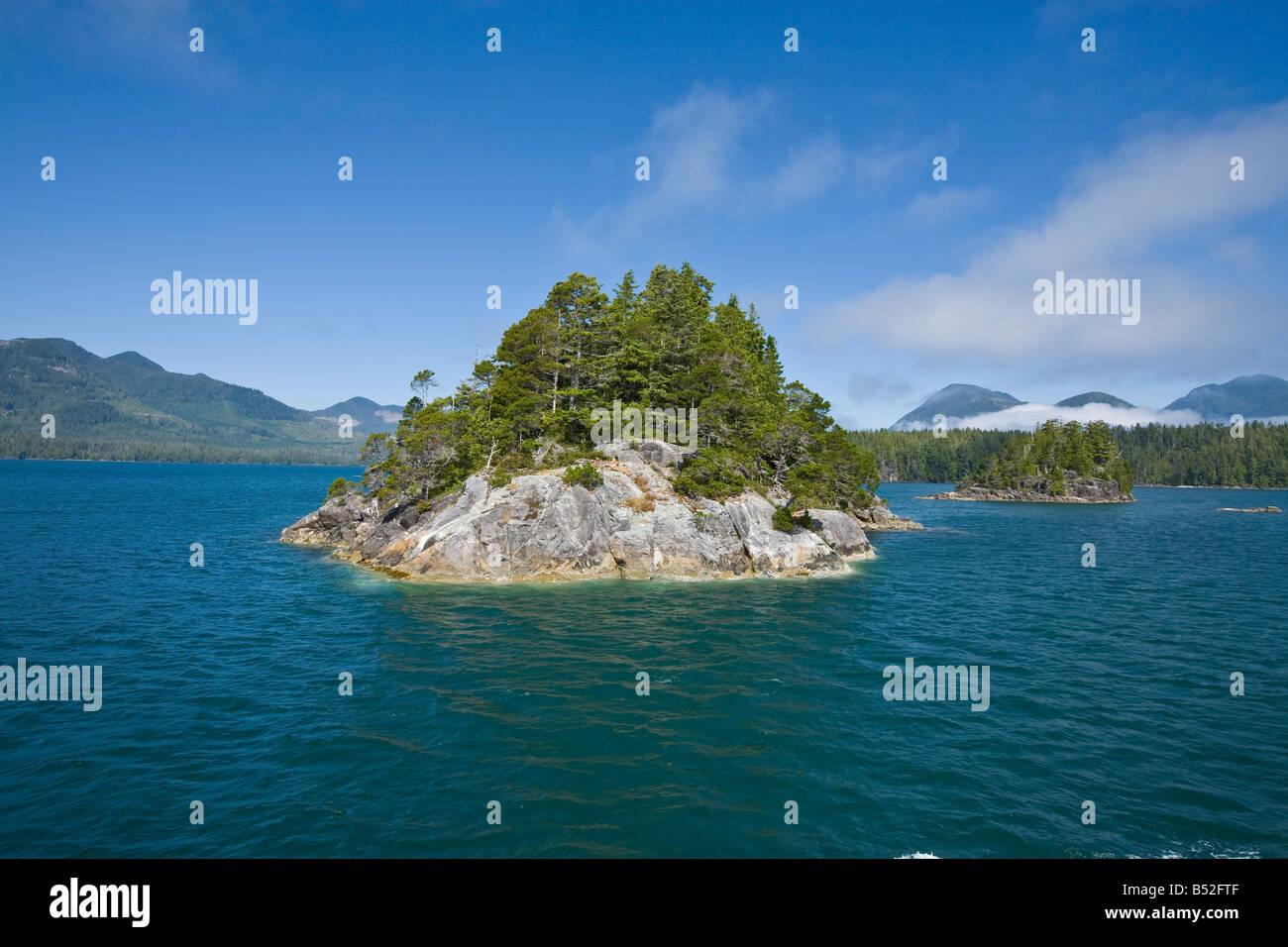 Crociera Uchuck Nootka Vancouver Island British Columbia Canada Immagini Stock