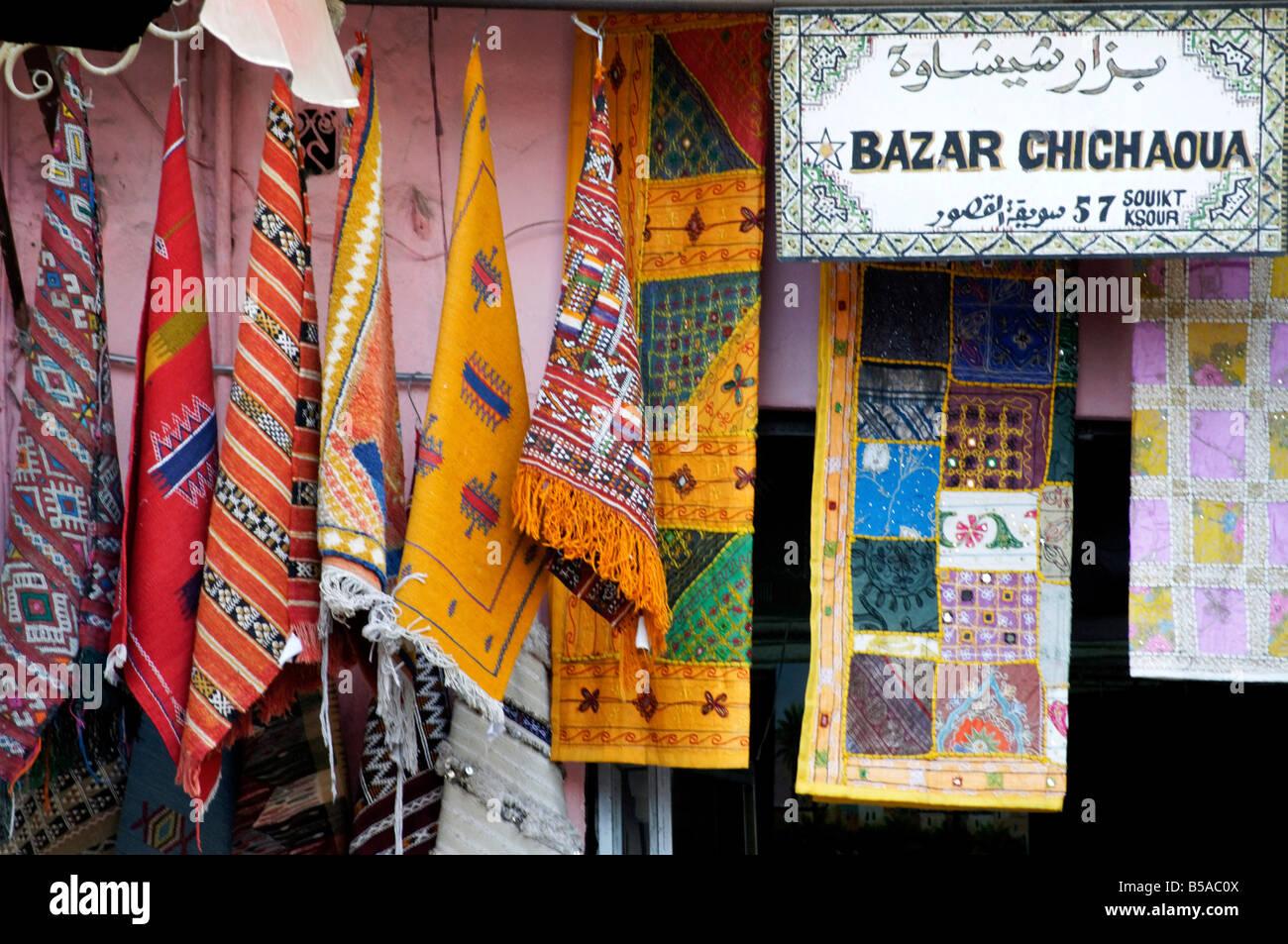 Tappeti Kilim Marocco : Kilim per la vendita nel tappeto souk joutia zrabi marrakech