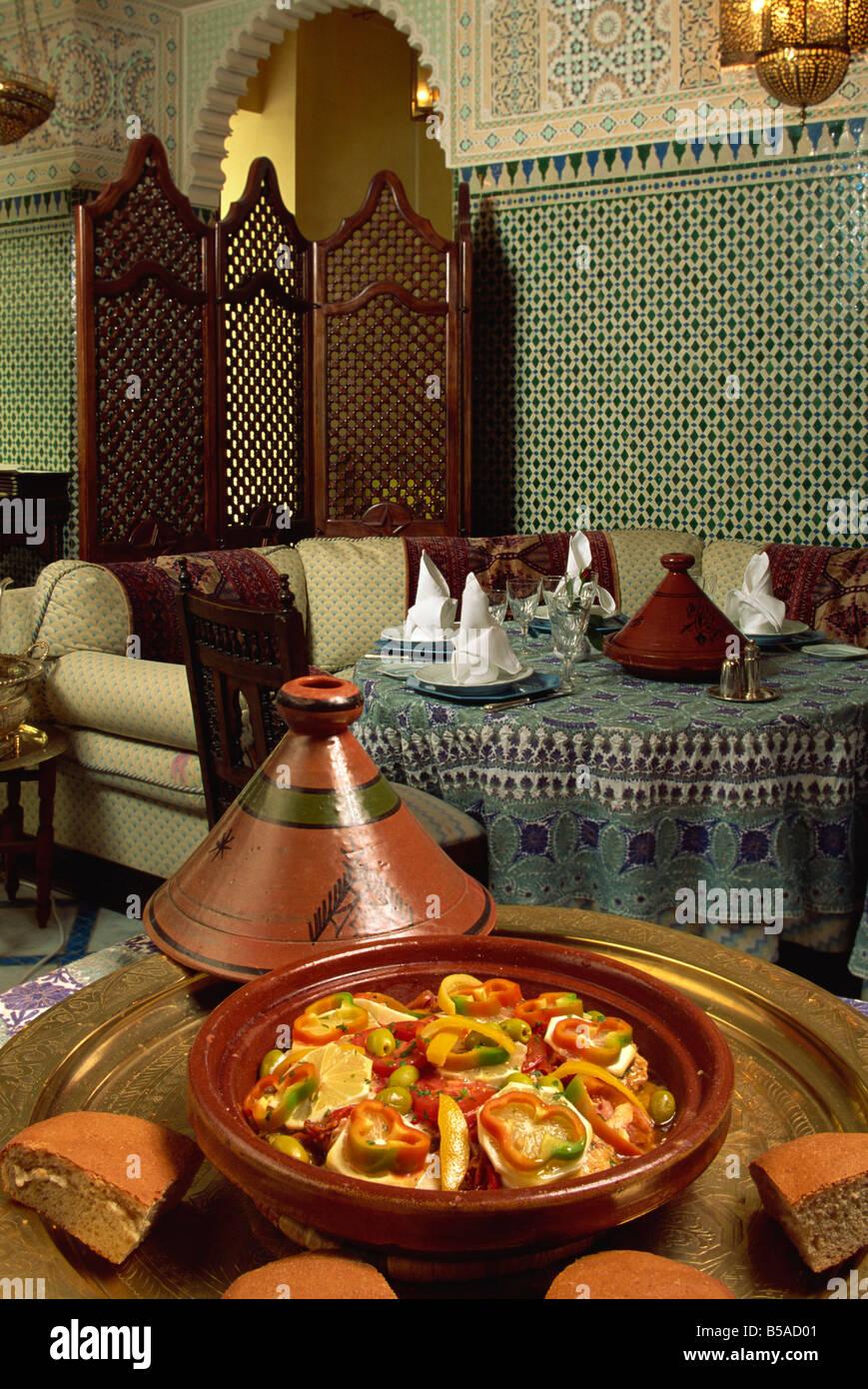 Royal Mansour Hotel, Casablanca, Marocco, Africa Settentrionale, Africa Immagini Stock
