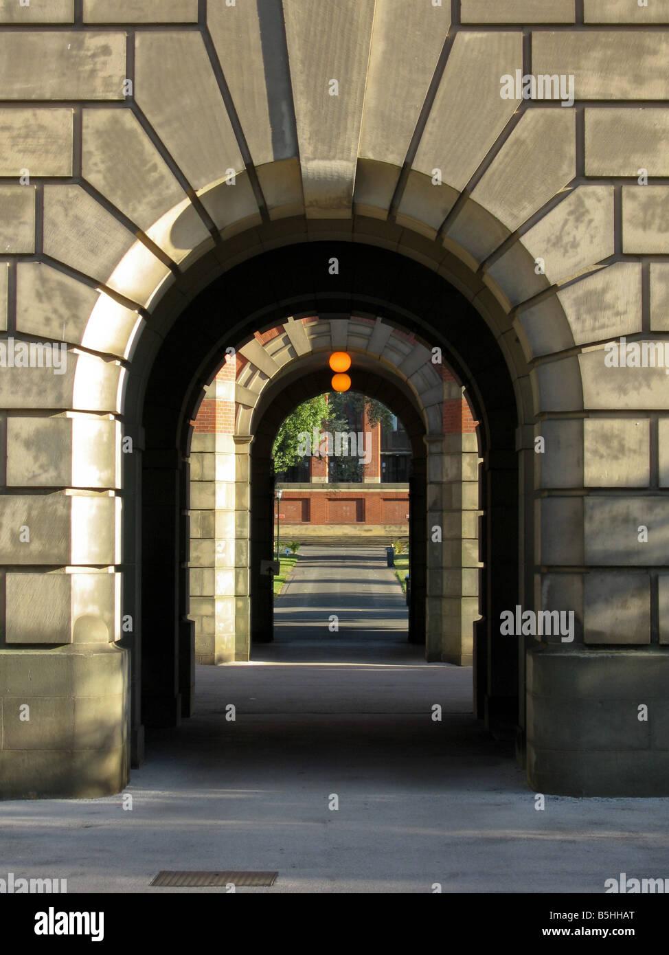 Base del Joseph Chamberlain Memorial Clock Tower vecchio Joe Università di Birmingham REGNO UNITO Foto Stock