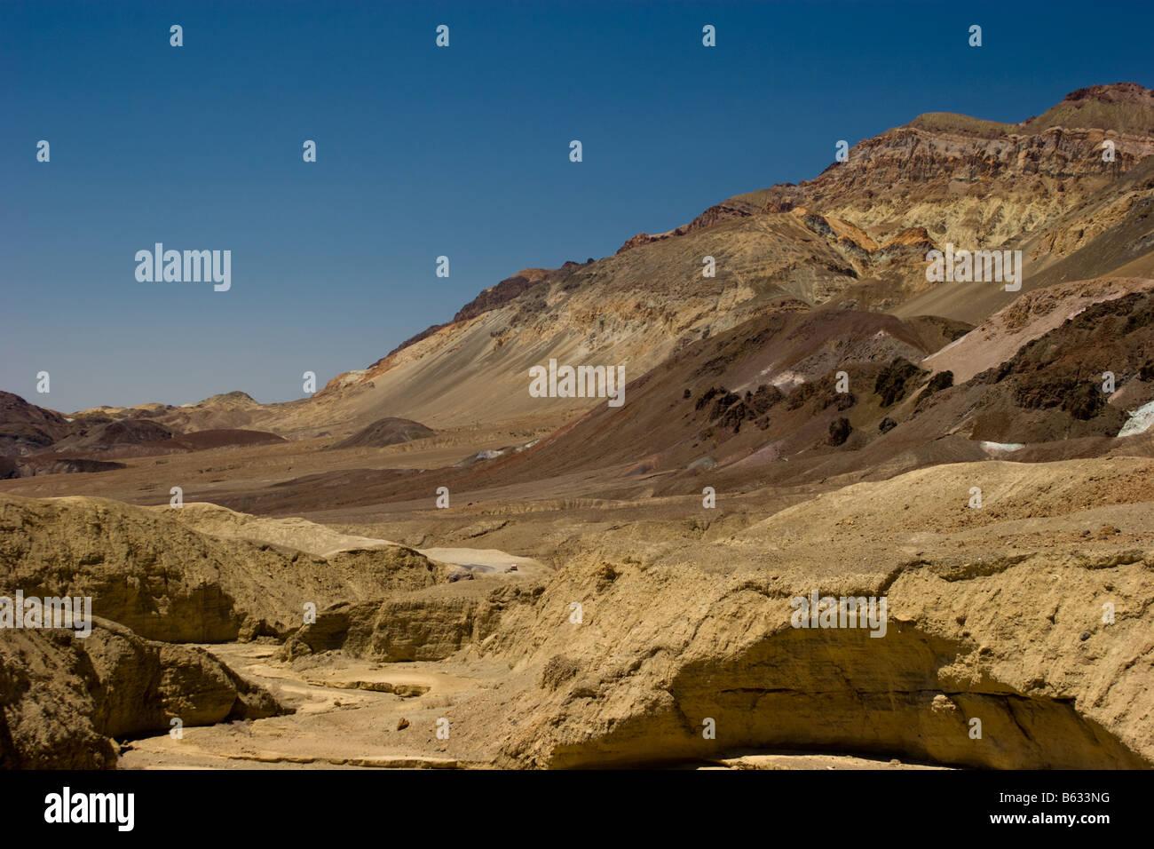 Death Valley Nat Park California USA Immagini Stock