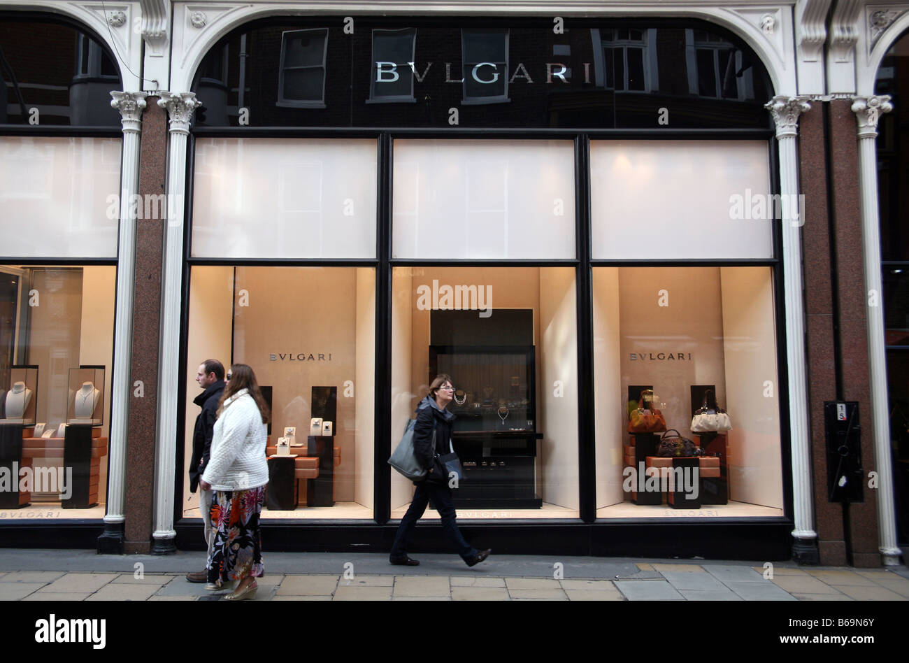 Bulgari a Londra datazione Mobile dating HQ datazione ABO