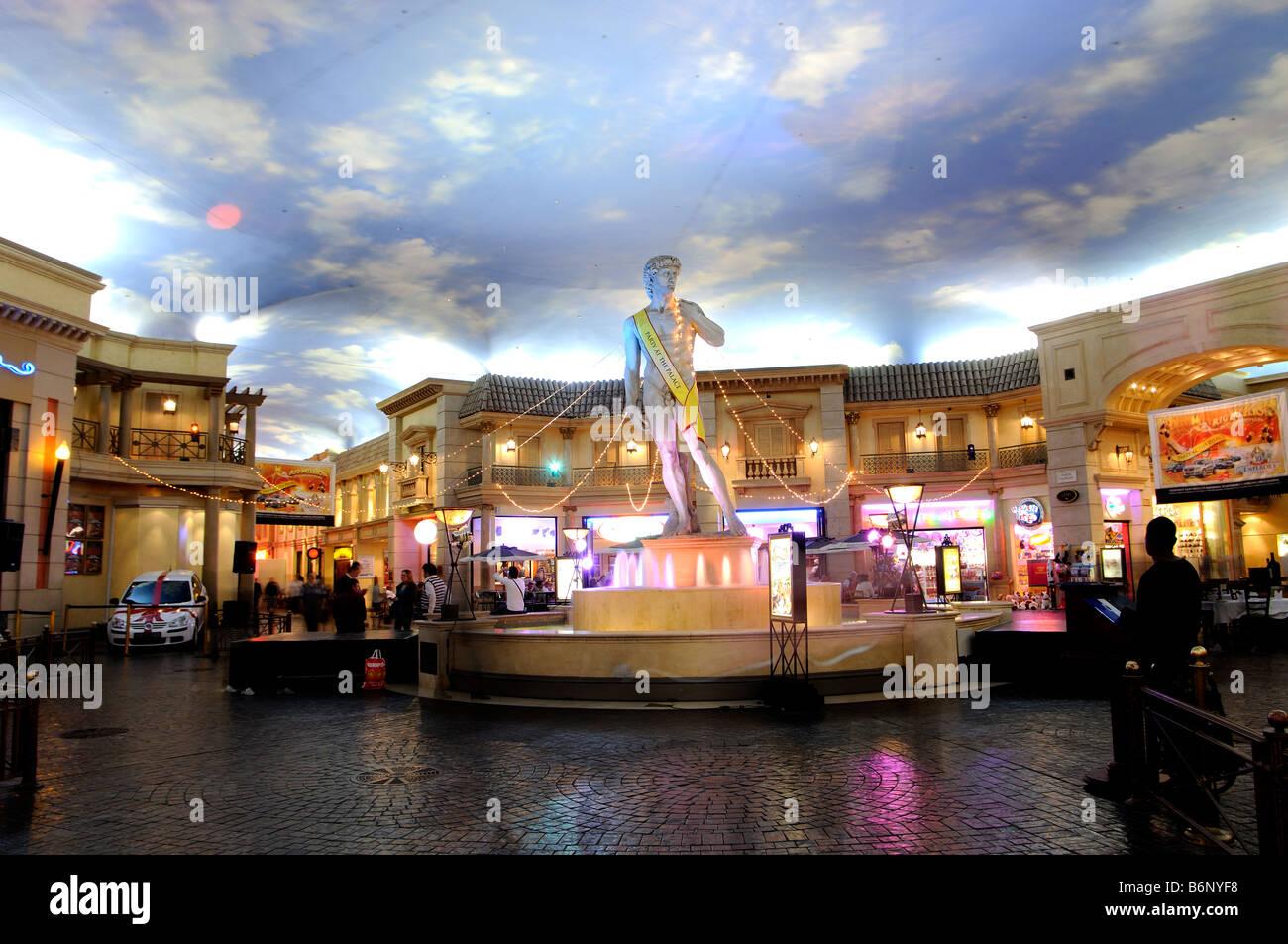 L'imperatore s palace mall Johannesburg Sudafrica Immagini Stock