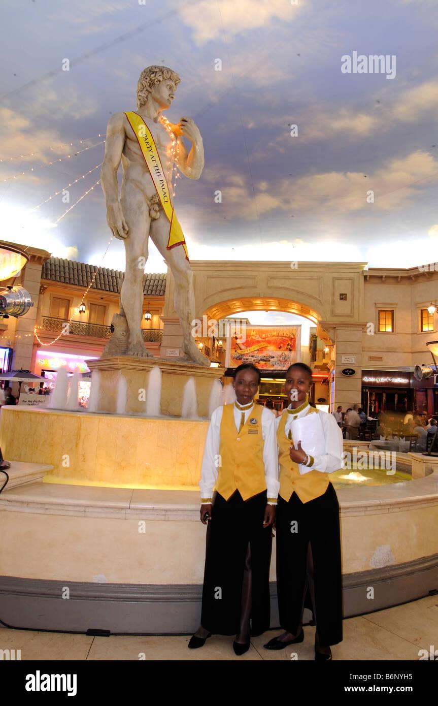 L'imperatore palace mall Johannesburg Sudafrica Immagini Stock