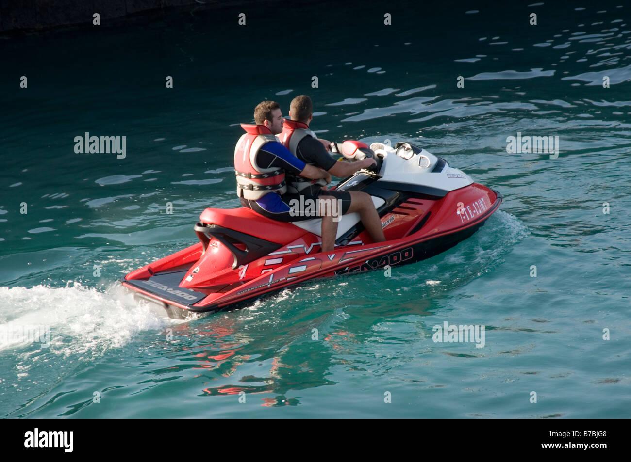 tubo dellacqua hook up Jet Ski