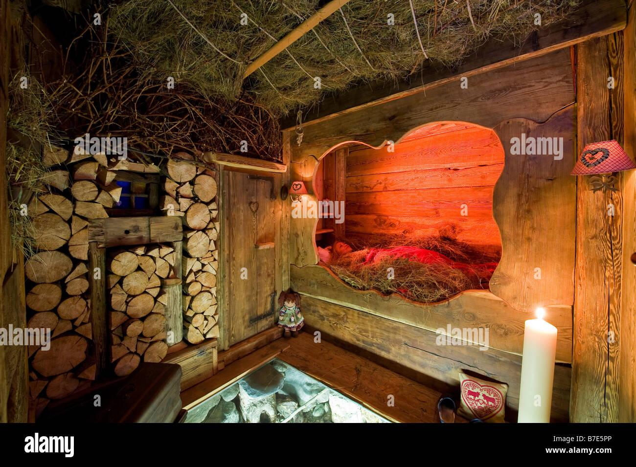Bagno di fieno area benessere hotel lac bleu breuil cervinia