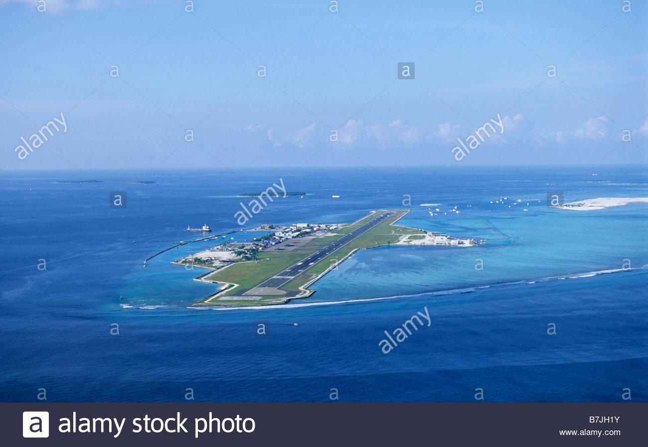 Aeroporto Male Maldive : Malé international airport maldives asia immagini malé