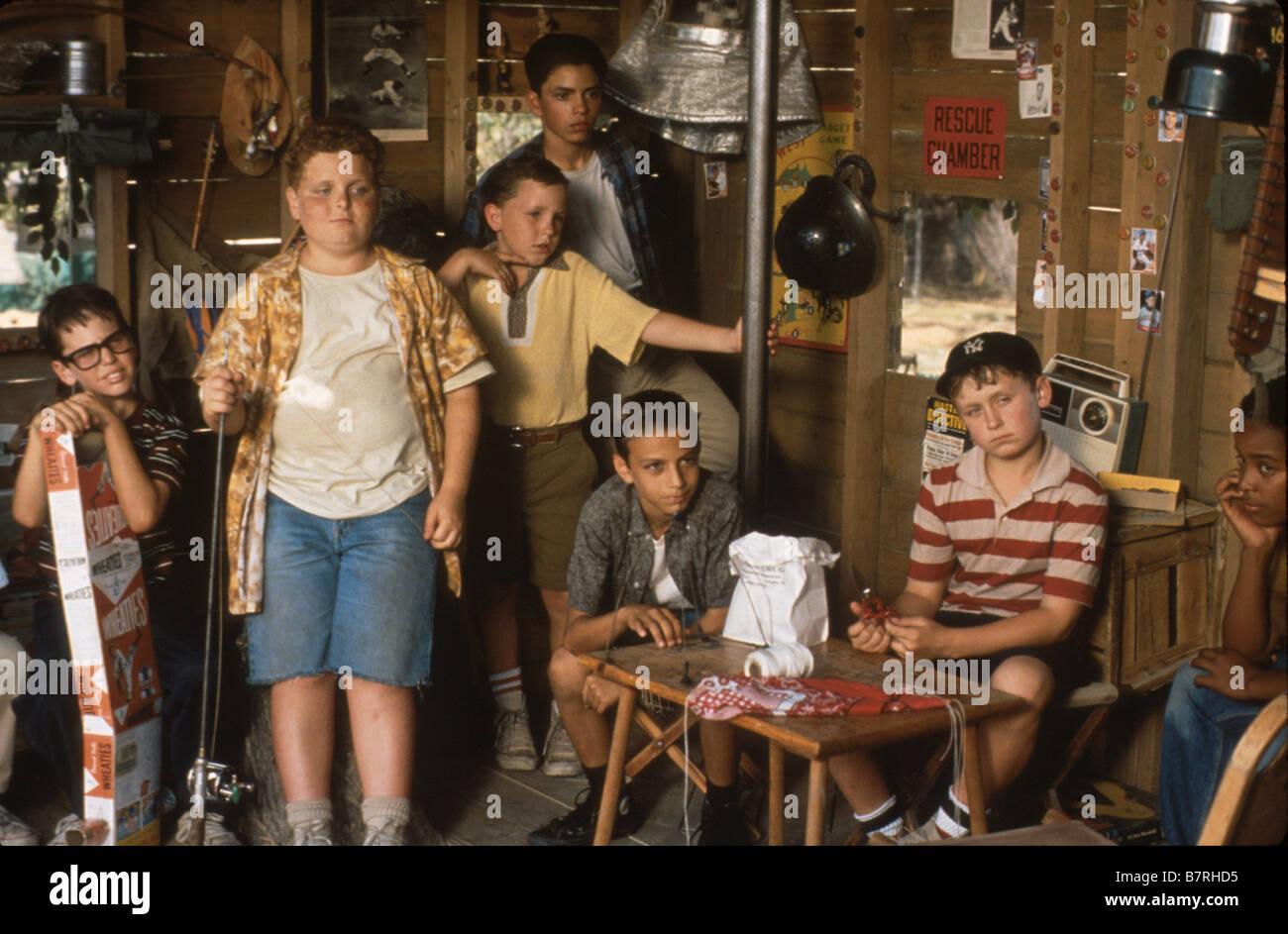L'Arcade Style Anno: 1993 USA Director : David Mickey Evans Elena Leopardi, Patrick Renna, Shane Obedzinski,Mike Immagini Stock