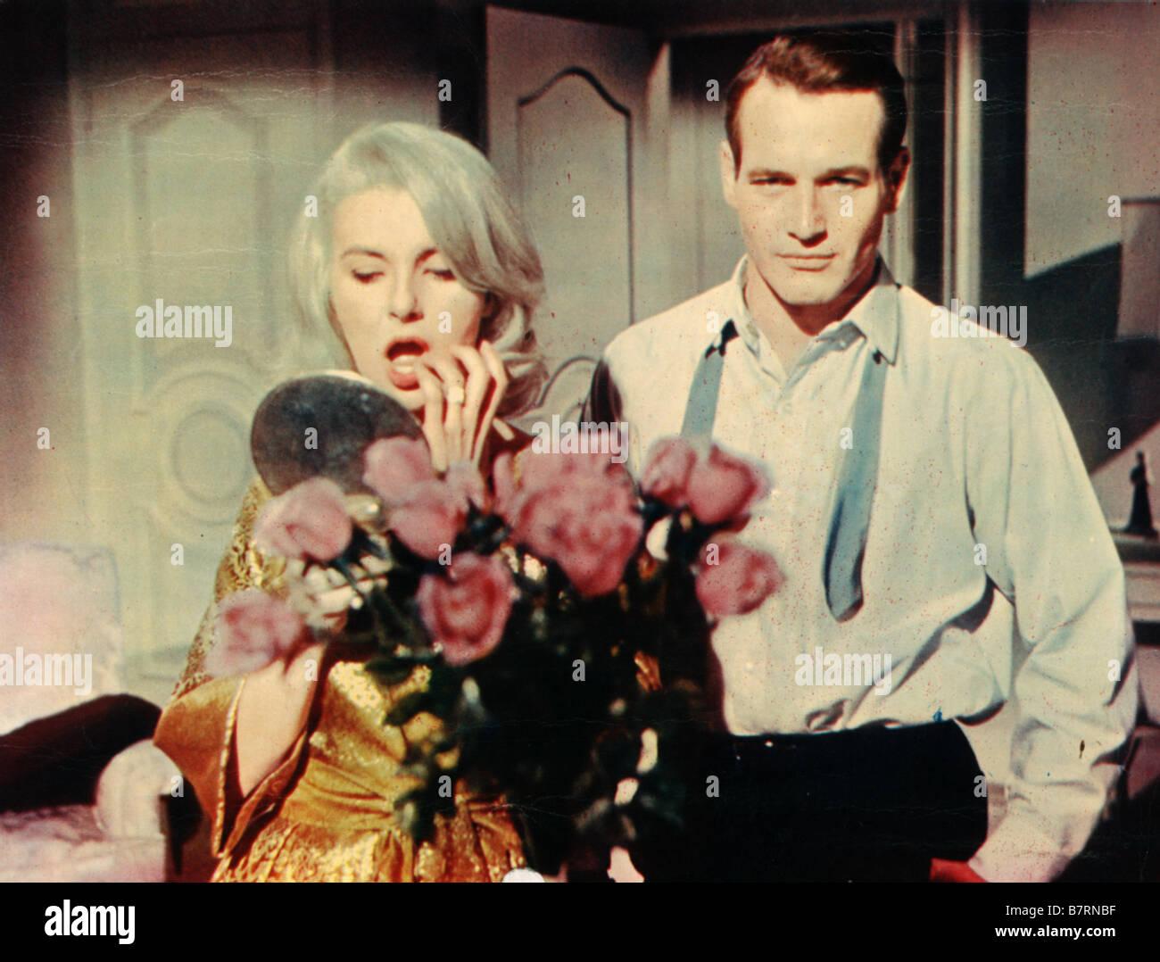 Du haut de la Terrasse dalla terrazza Anno: 1960 USA Paul Newman ...