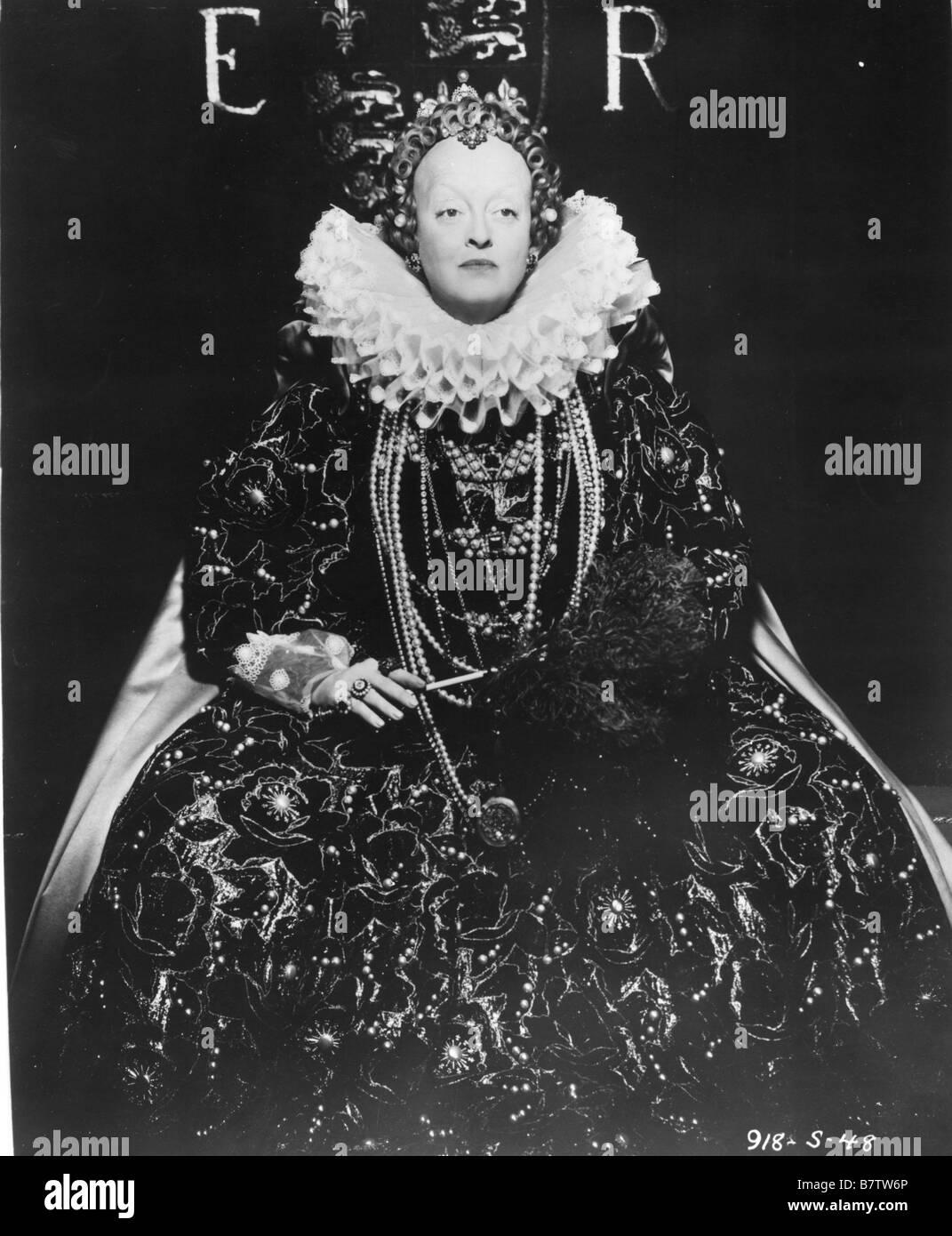 La Vergine Regina Anno  1955 USA Bette Davis Direttore  Henry Koster  Immagini Stock 2c221072fad