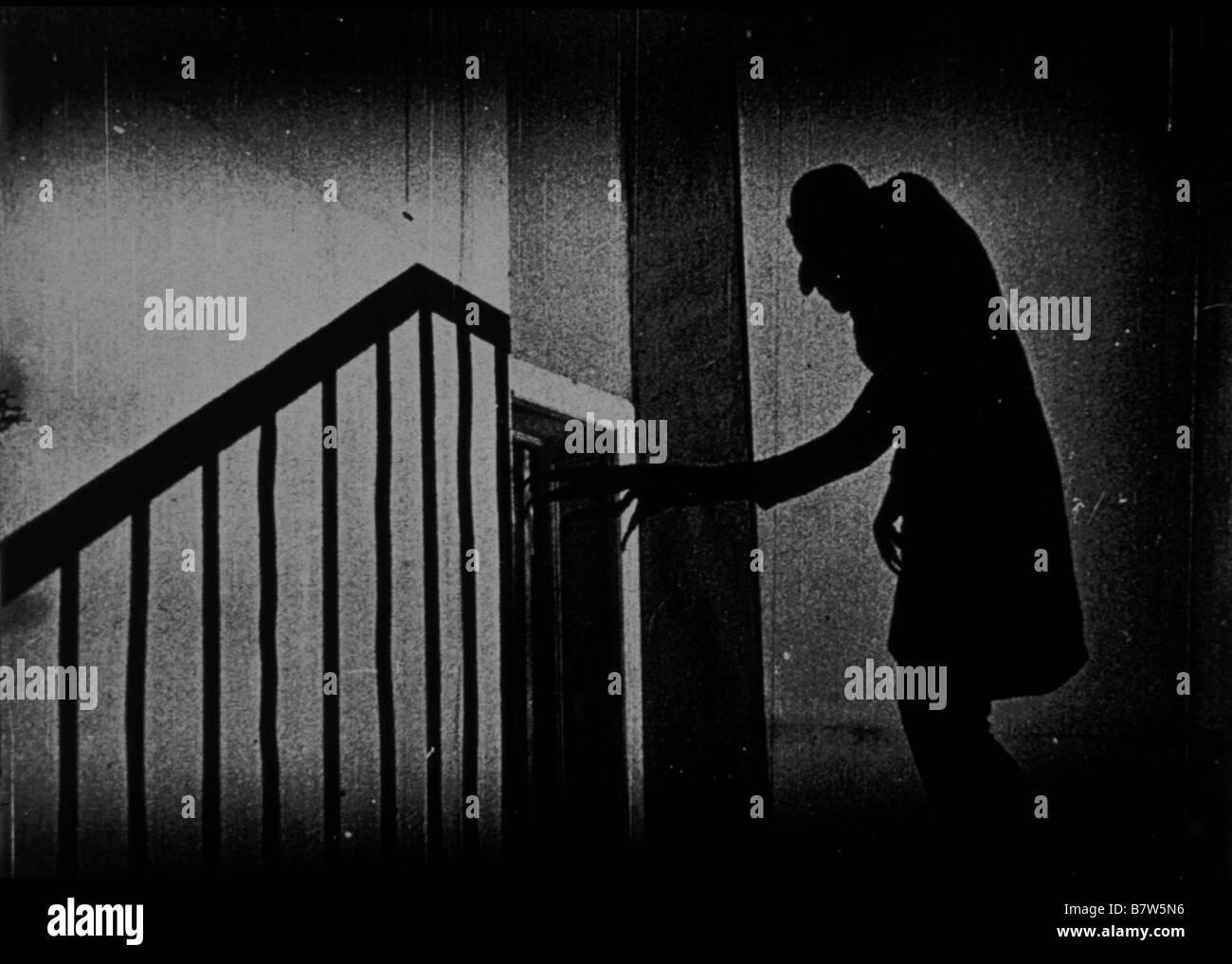 Nosferatu, eine Symphonie des Grauens Nosferatu, una sinfonia di terrore Anno: 1922 - Germania Direttore :F.W. Murnau Immagini Stock