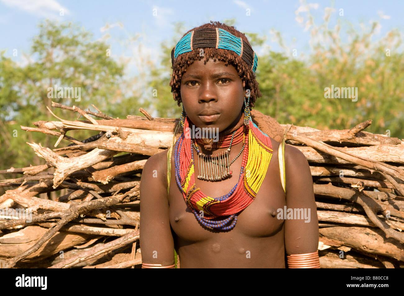 African teen ragazze nude