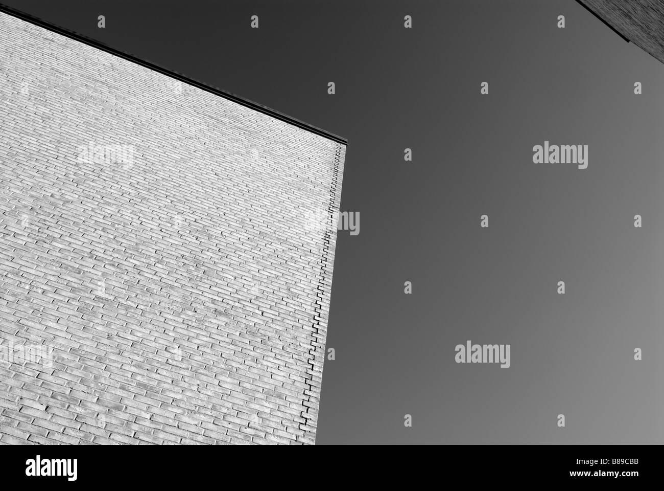 Muro di mattoni ABSTRACT Immagini Stock