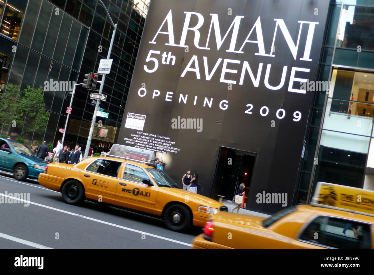 Giorgio Armani Beauty Pop Up, Armani Box, Lands In Los Angeles