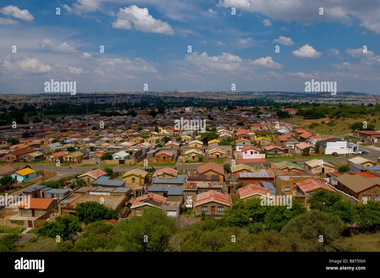 Soweto Johannesburg Sudafrica Immagini Stock
