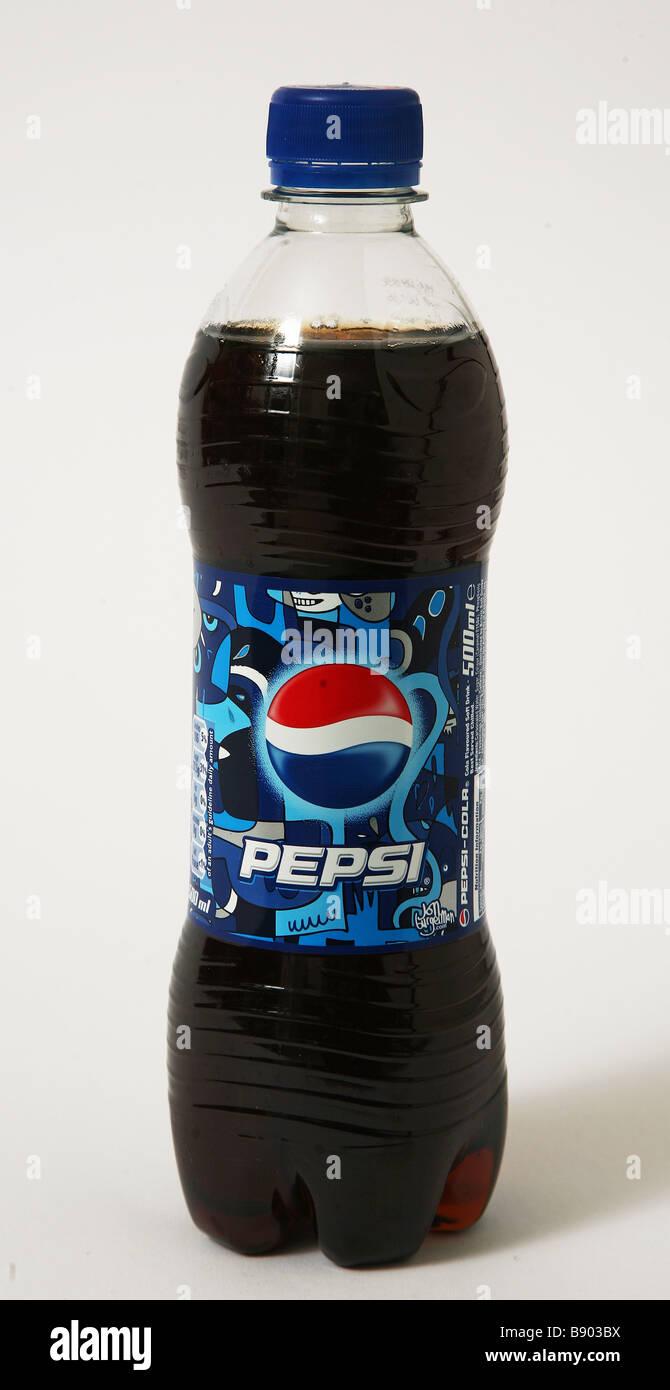 Pepsi Cola bottiglia Immagini Stock
