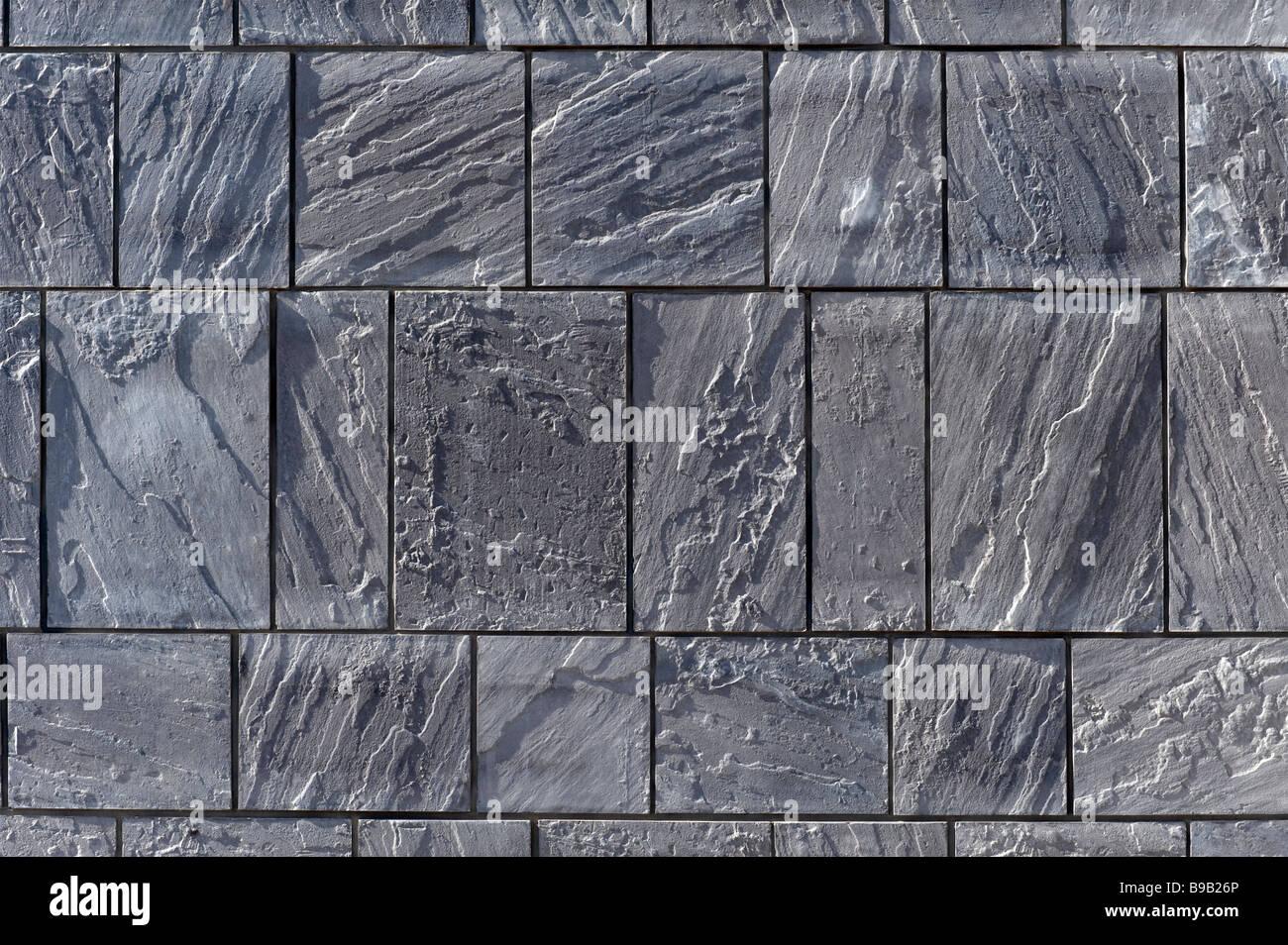 Grigio piastrelle di ardesia foto immagine stock  alamy