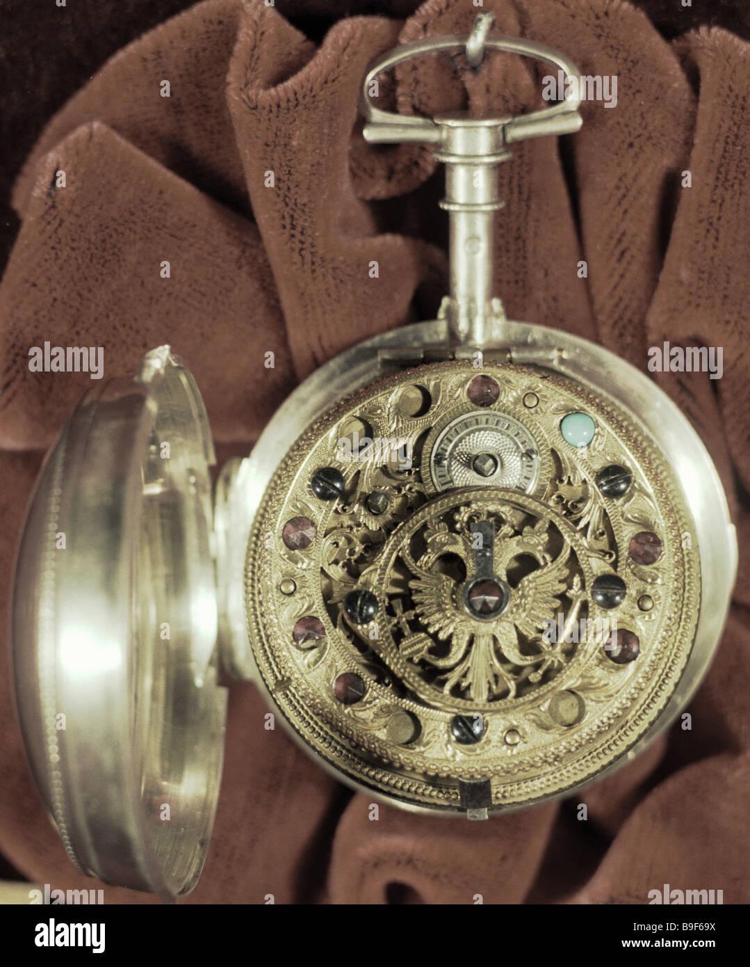 in uso durevole materiali di alta qualità spedizione gratuita Watch 18th Century Immagini & Watch 18th Century Fotos Stock ...