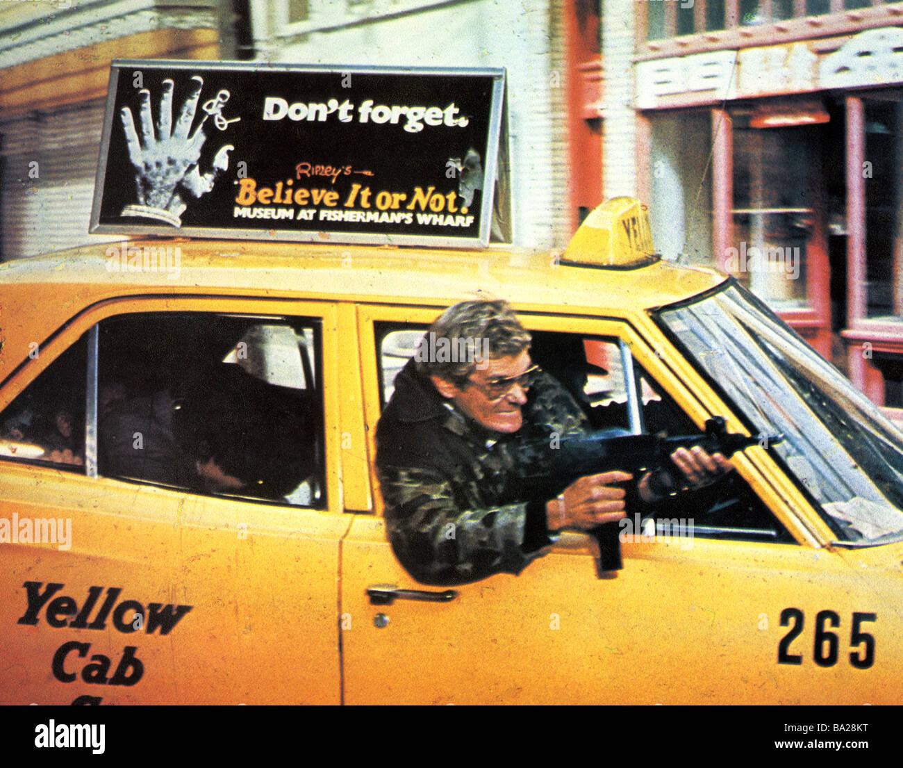 Il killer ELITE 1975 UA film Immagini Stock